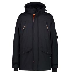 Zwarte jacket Storrow