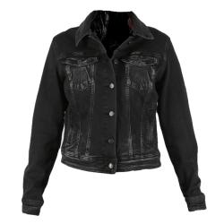 Masaai Black jacket Suzy