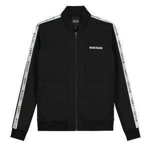 Zwarte track jacket Tape