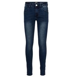 Donkerblauwe skinny jeans 2102