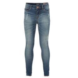 Stone used denim jeans Bonar
