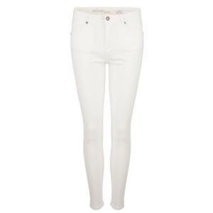 Witte broek High Waist