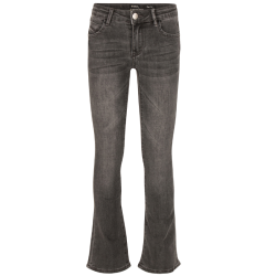Donkergrijze jeans Lola Flare