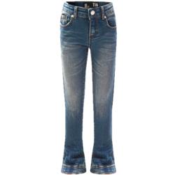 Blauwe jeans Majimaji