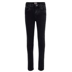 Donkergrijze jeans Paola