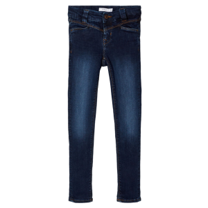Donkerblauwe jeans Polly Batay