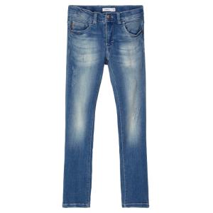 Lichtblauwe jeans Silas Taspers