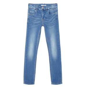 Medium Blue x-slim jeans Theo Tags