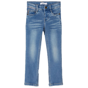 Medium Blue jeans Theo Tags