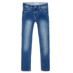 Donkerblauwe jeans Theo Tobos