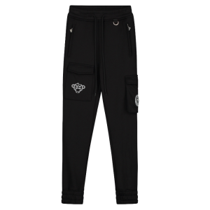 Zwarte jogger Pocket Jr.