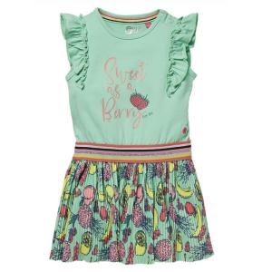 Mintgroene jurk Gijza