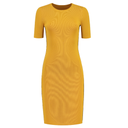 Gele jurk Jolie Tape