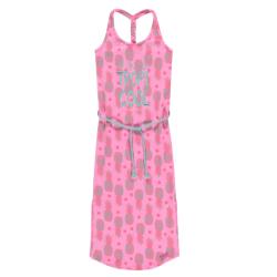 Roze ananas jurk Karissa