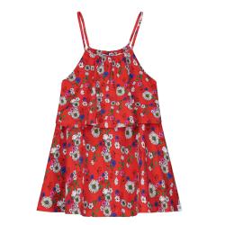 Rode jurk Macy - MAAT 152