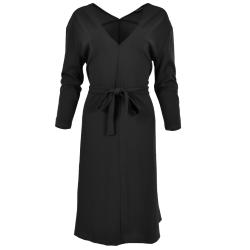 Zwarte jurk Penny