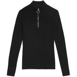 Zwarte trui Meva