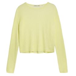 Gele sweater Nova