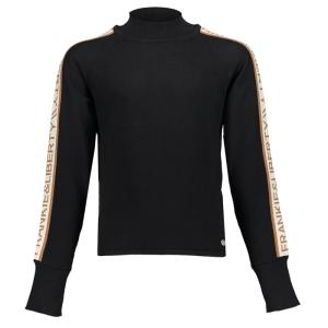 Zwarte knit Reva