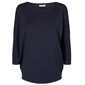 Donkerblauwe pullover Jone