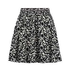 Zwarte rok Fauve