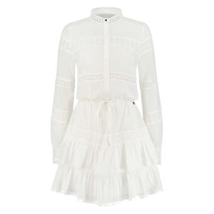 Witte jurk Sadie