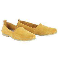 Gele suede Schoen - 39