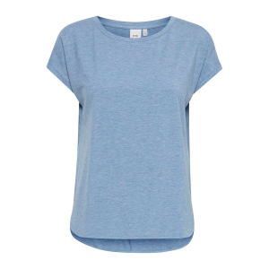 Blauw t-shirt Rebel