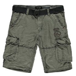 Antraciet short Durras