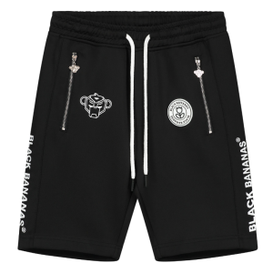 Zwarte short F.C. Basic
