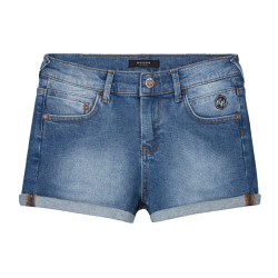 Bluedenim short Femke - 128