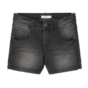 Black Denim short Salli Tindy