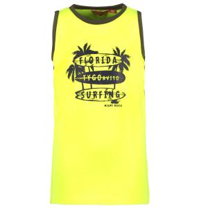 Gele top Florida Surfing