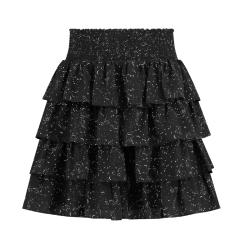 Zwarte rok Fylene