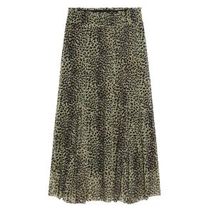 Groene rok Jungle Leopard