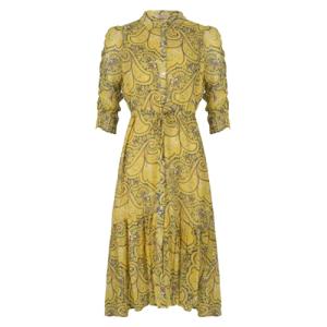 Geprinte jurk Paisley