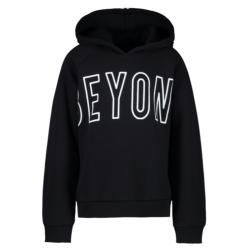 Zwarte hoodie Beyond - 116