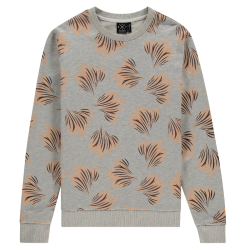 Grijze sweater Big Bush