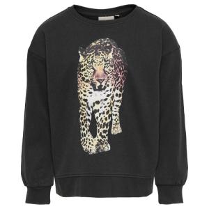 Zwarte sweater Lucinda Leo