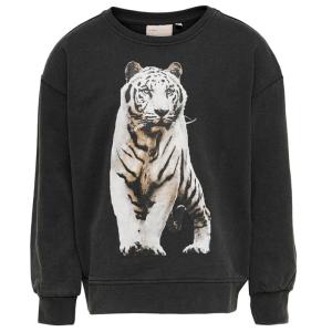 Zwarte sweater Lucinda Tiger
