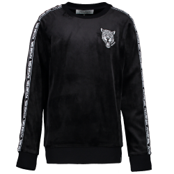 Zwarte sweater Palara