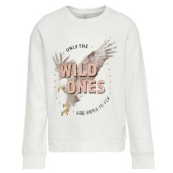 Witte sweater Soleima Life