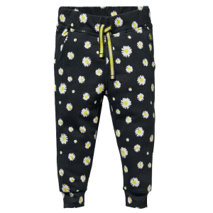 Zwart geprinte sweatpant Gracy