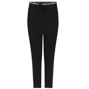 Zwarte sporty broek Melanie