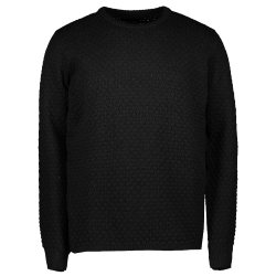 Zwarte sweater Sansall