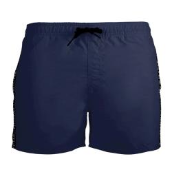 Donkerblauwe swimshort men - L