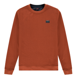 Rode sweater Reverse