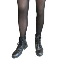 Zwarte panty Frankie - One-size
