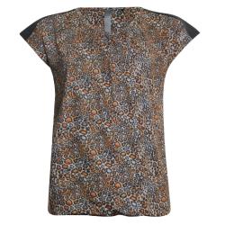 Geprint t-shirt 13254