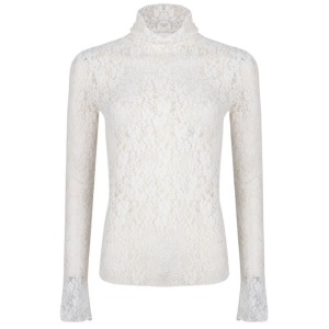 Witte top lace 30716